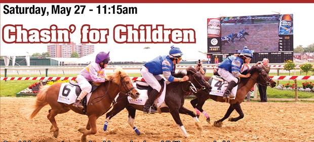 horse racing track dirt
