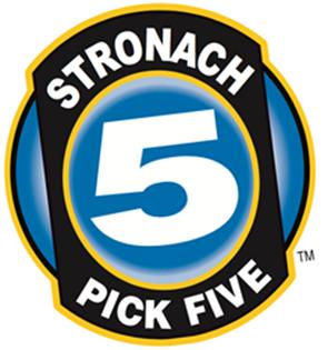 Stronach Pick 5 Pimlico