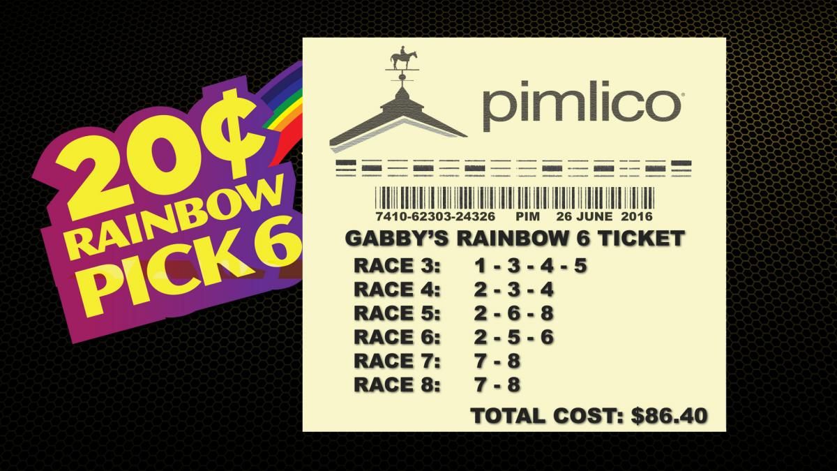 Special Wagers | Pimlico