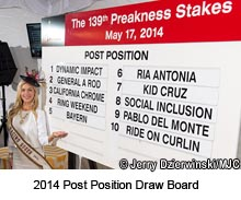 California Chrome Favored At 3 5 For Saturday S Preakness